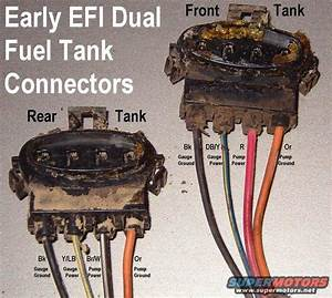1993 F-150 Fuel Pump Connection And Fuel Filter