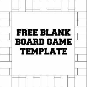 free printable monopoly like game monopoly board With board game instructions template