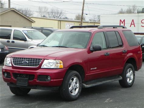 2005 Ford Explorer Xlt Reviews ford explorer xlt 2005 reviews prices ratings with