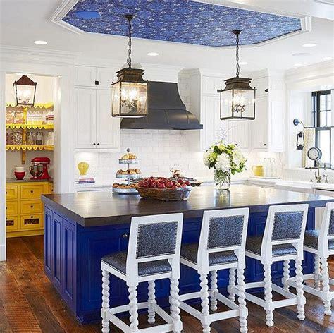 navy  white kitchen navy blue  white kitchen white