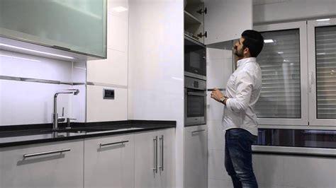 cocina blanca  marengo cocinas cjr youtube