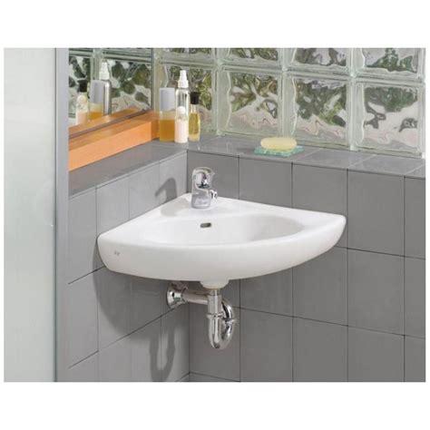 design  inspirations corner sinks  small bathrooms