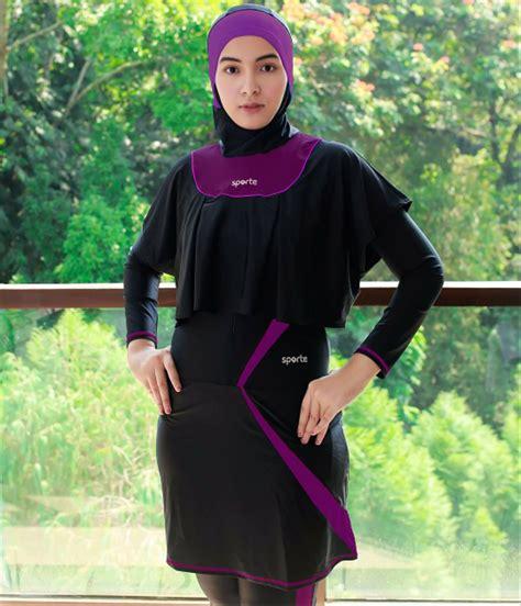 jual baju renang muslimah type slimfit sr11 di lapak lapak