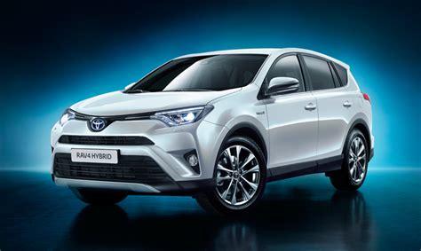 New Toyota Rav4 Hybrid Unveiled At New York International