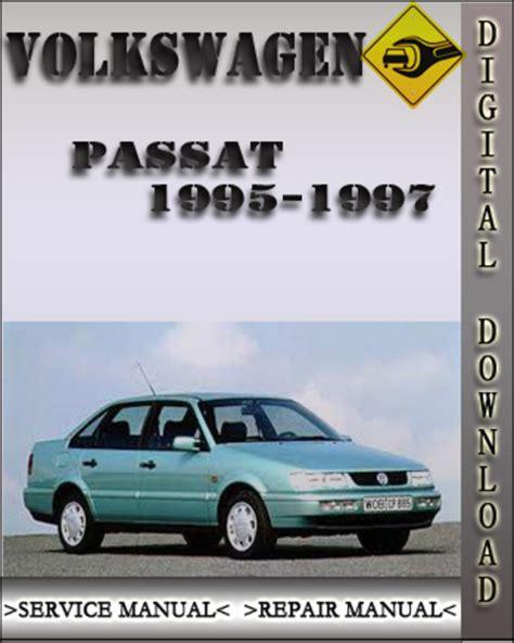 free online auto service manuals 1997 volkswagen passat security system 1995 1997 volkswagen passat factory service repair manual