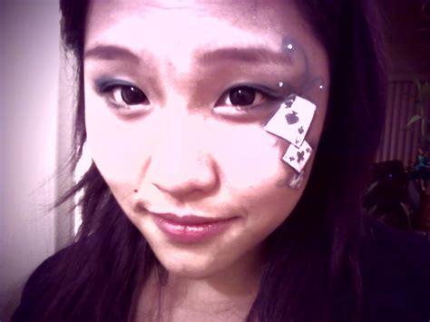 moonlitfantasy alice  wonderland inspired makeup