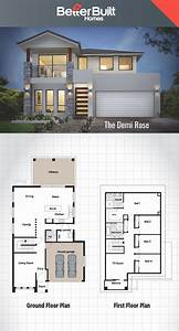 One, Story, Modern, House, Plans, 2021