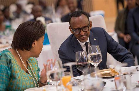 god  watching  kagame tells leaders kt press