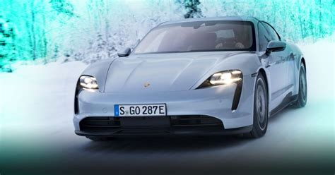 When viewing the porsche taycan, it reveals itself by a smile that expresses total delight. REVIEW: 2020 Porsche Taycan 4S electric car