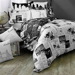 Bathroom Rug Sets Bed Bath And Beyond by Buy Passport London And Paris Reversible Full Queen Duvet