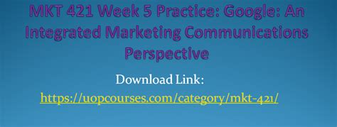 mkt 421 week 1 apply why we buy a product uopcourse