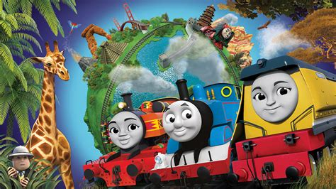 nick jr seals deal  mattels thomas friends variety