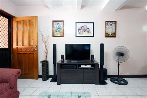 Living Room Design For Small Spaces Philippines by Rl Makeovers A Colorful Look For A Plain Living Room Rl