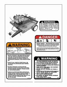 Page 20 Of Bush Hog Brush Cutter Gt 48 User Guide