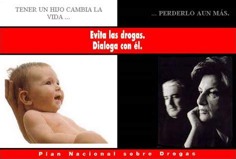 Portal Plan Nacional sobre Drogas - Campaña 1996: