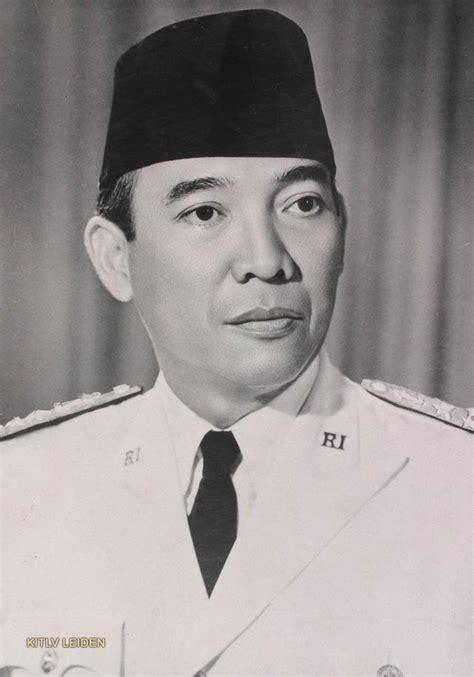mociy pahlawan nasional bung karno published