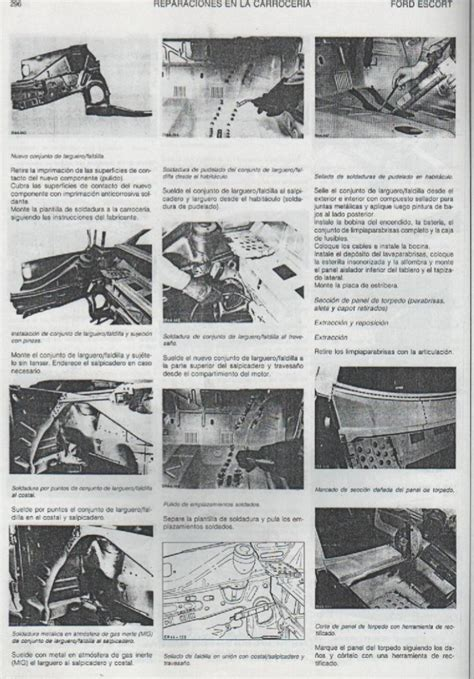 descargar manual de taller ford escort zofti descargas