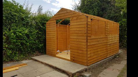 sheds at argos argos shed build 8 x 10