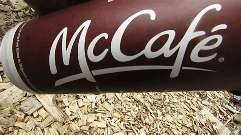 Caffeine is burnt off as the coffee is roasted, so the. McDonald's Coffee Cup Tops Leak and Can Burn You CONSUMER ...