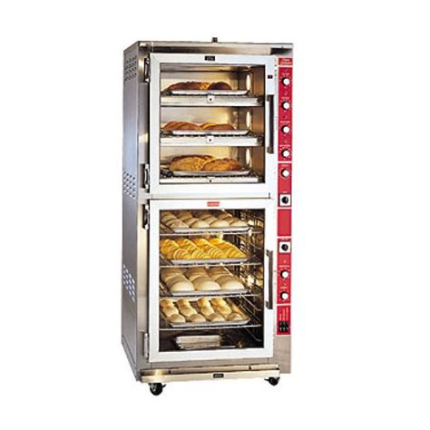 commercial convection oven piper op 3 systems oven proofer combination
