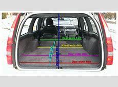 P80 Wagon hatch dimensions MVS