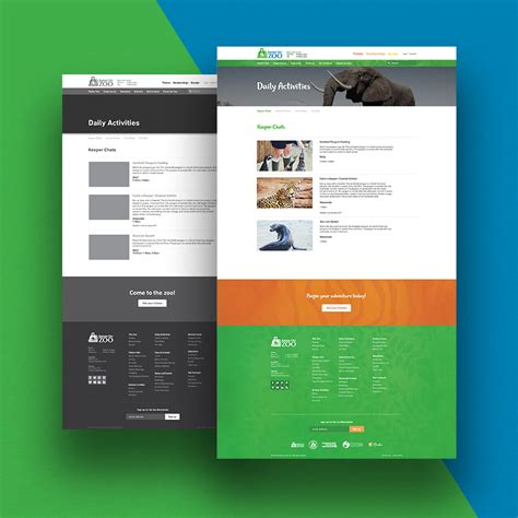 kansas city web design kansas city web design portfolio the kansas city zoo