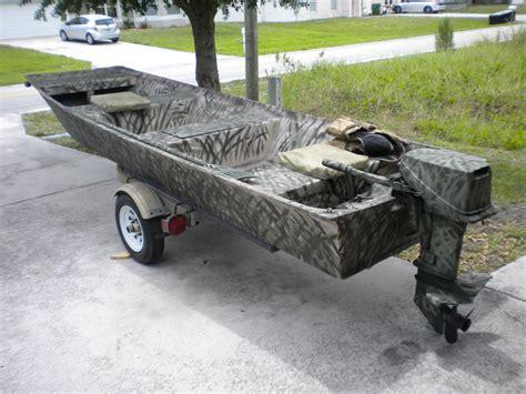 Sears 14 Foot Flat Bottom Jon Boat 2000 For Sale For