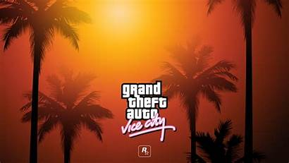 Vice Theft Grand Wallpapers Gtavc Xbox Android