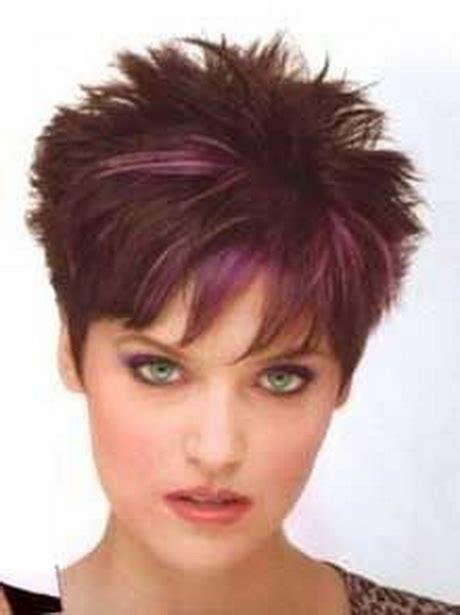 short spiky haircuts  women