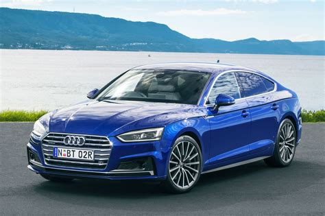 best audi a5 sportback 2017 audi a5 sportback s5 sportback pricing and specs