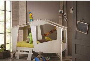 Lit Cabane Pour Enfant : 5 lits cabane enfant qui nous font craquer d co ~ Teatrodelosmanantiales.com Idées de Décoration