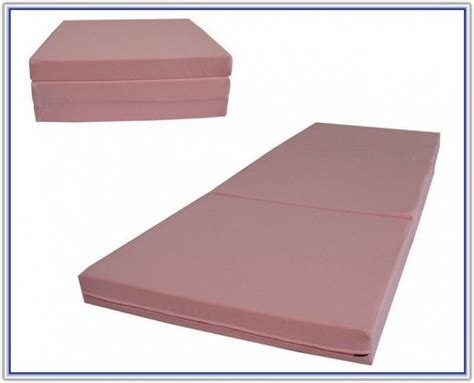 Tri Fold Foam Bed by Foam Wedges For Beds Walmart Uncategorized Interior