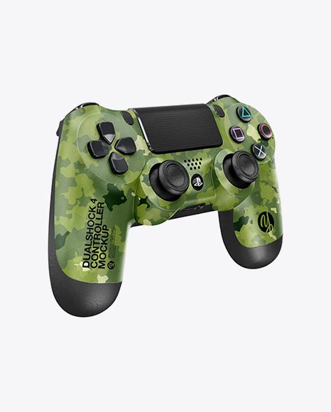 Appreciated massively owing to its remarkable durability, flawlessness and high finish, these. Download Psd Mockup 3/4 Device Dualshock Front View Game ...
