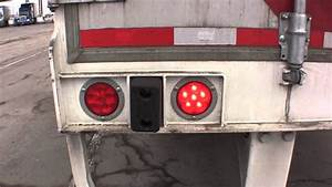 Truck And Travel Tip  Checking Your Trailer Brake Lights
