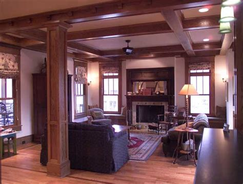 Craftsman Style Home Interiors Craftsman Home Ideas On Craftsman Bungalows Bungalows And