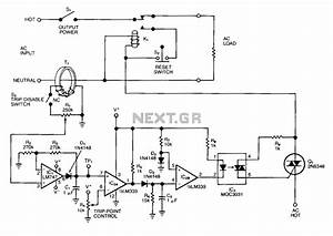 Ac-circuit-breaker Under Safety Circuits