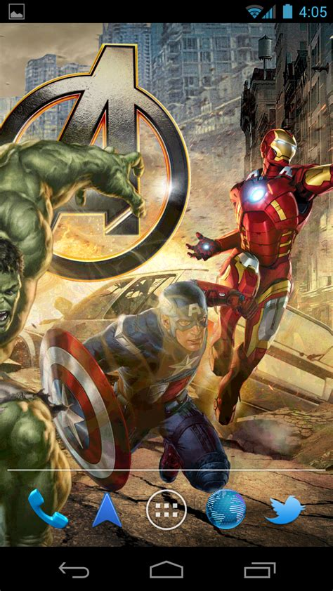 amazoncom  avengers  wallpaper appstore  android