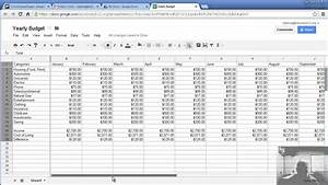budget template google sheets beepmunk With google sheet monthly budget template