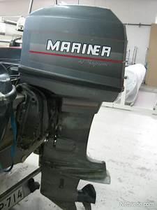 Mariner Magnum 40 Engine 1997 - Lepp U00e4virta