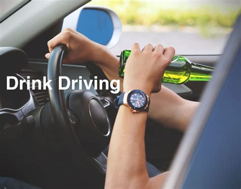 Drink Driving Alcohol And You Northern Irelandalcohol