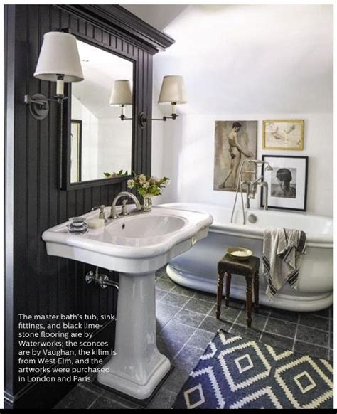 elle decor magazine bathrooms bathroom lighting