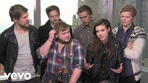 Of Monsters And Men - Vevo Detected Interview