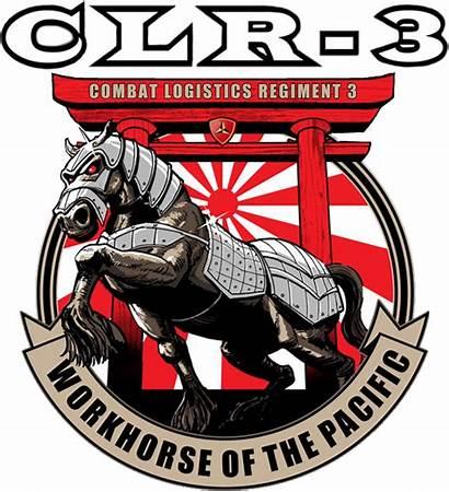 Combat Unit 3d Logistics Clr Regiment Marines