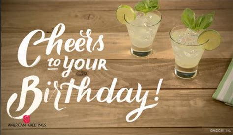 tequila birthday ecard famous song birthday wishes