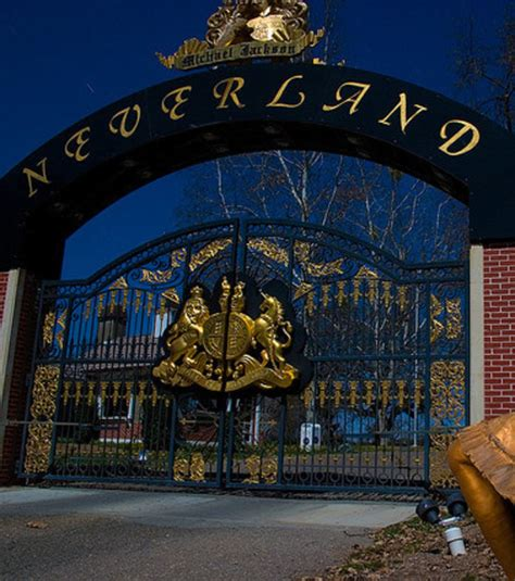 photo neverland la maison de michael jackson