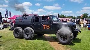 Steam Powered Jeep Jk 6x6