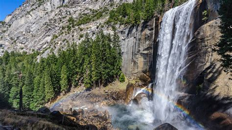 Where See Waterfalls This Season National Parks