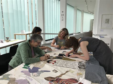 banner making workshop newlyn art gallery  exchange