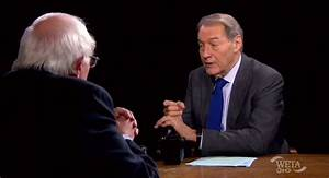 Charlie Rose to Socialist Bernie Sanders: Your Ideas Are ...