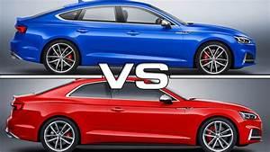 Audi S5 Coupe : 2017 audi s5 sportback vs 2017 audi s5 coupe youtube ~ Melissatoandfro.com Idées de Décoration